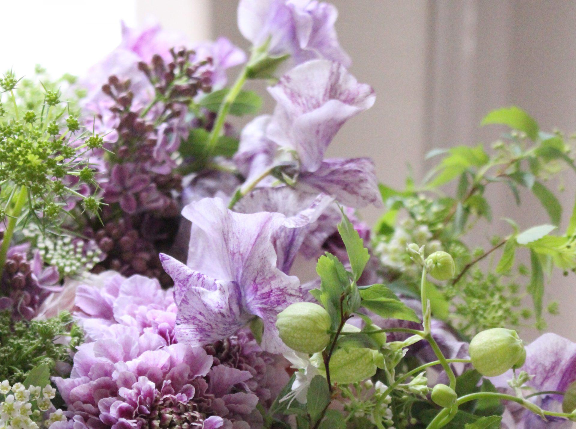 Ruhe Flower